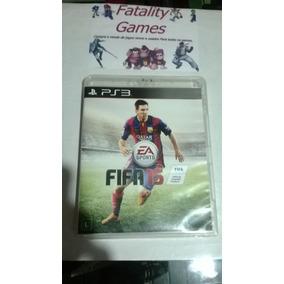 Fifa 15 Mídia Física Para Playstation 3 (completo)
