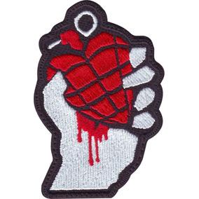 Green Day American Idiot Parche Bordado Rock Bandas Musica