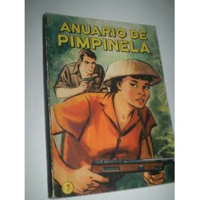 Anuario Pimpinela - Comic- 1958 Ed. Codex- Lorna- No Envio