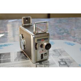Antigua Filmadora Kodak Brownie Y Titulador Original.