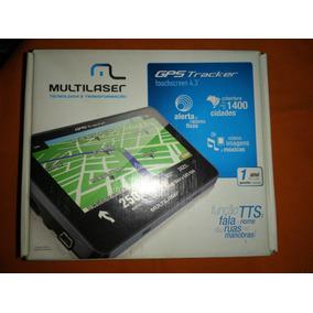 Gps Multlaser Tracker Touchscreen 4.3