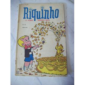 Riquinho Nº 22: O Pobre Menino Rico - Rio Gráfica