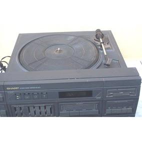 Correia Para Toca-discos Do Sharp Sg-35 B