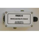 Alarma Industrial Y Comercial Para Gas Lp Y Gas Natural