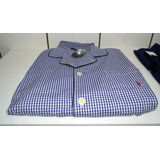 Camisa De Pijama Ralph Lauren