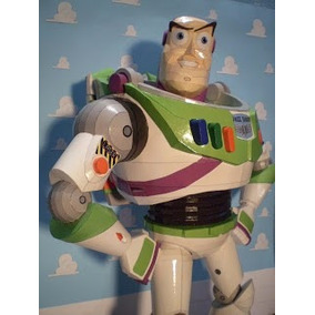 Toy Story - Buzz Lightyear Papercraft - Gigante+extras