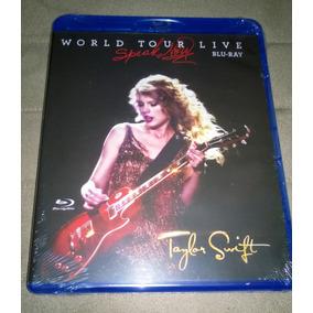 Blu-ray Taylor Swift: Speak Now World Tour Live (lacrado)