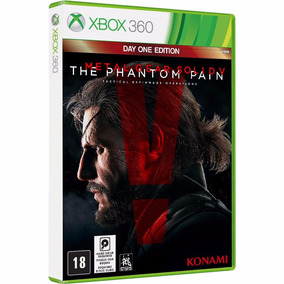Metal Gear Solid 5 V The Phantom Pain - Xbox 360 Midi Fisica