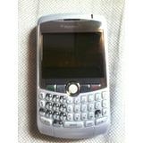 Blackberry 8300 Desbloqueado Prata Novo Frete Gratis