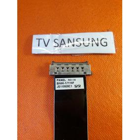 Cabo Flat Lvds Tv Samsung Un40d5000ag Bn96-17116f Original.