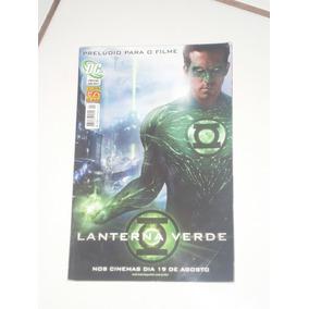 Lanterna Verde - Preludio Para O Filme