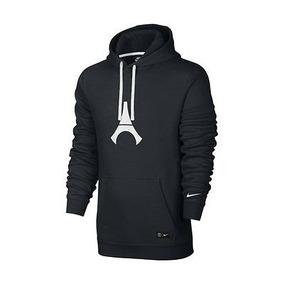 Nike Psg Paris 2016-17 Chamarra Sudadera Hoody Original 1e84ad72ff5