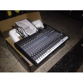 Consola De Audio Mackie