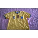 Camisa Retrô Brasil