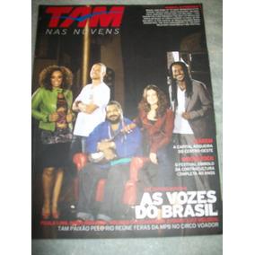 Revista Tam Nº 20 - Festival Woodstock , Arlindo Cruz,