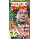 Vhs + Dvd Do Filme, Quilombo - Cacá Diegues, Vera Fischer#