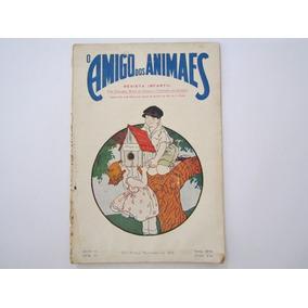 Revista O Amigo Dos Animaes Nº 40 - 1934