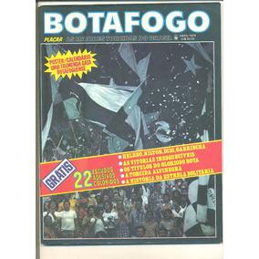 *sll* Revista Placar As Maiores Torcida Do Brasil - Botafogo