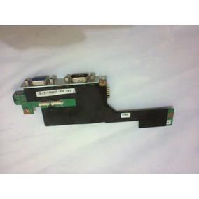 Placa Dc Power Jack Amazon Pc Amz-a101 / Amz-a201 / Amz-a211