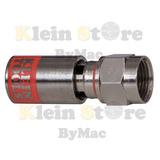 Conector-f De Compresión Universal Rg59 Vdv812-615 Klein