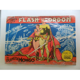Flash Gordon No Planeta Mongo! Vol 1! Ebal 1973!