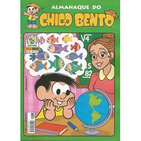 Almanaque Do Chico Bento 43 - Panini - Bonellihq Cx05 A19