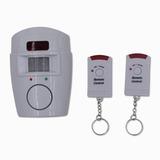 Alarma Exterior Con Sensor De Movimiento (incl. 2 Controles)