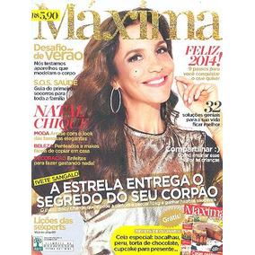 Revista Máxima: Ivete Sangalo, Mariana Ximenes