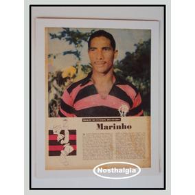 Idolos Do Futebol Brasileiro - Marinho - F(106)