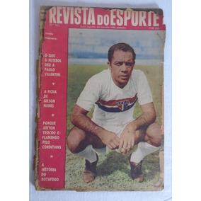 Revista Do Esporte N° 335 Agosto 1965