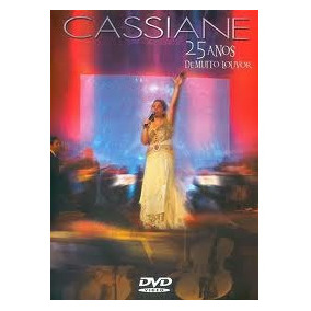 dvd da cassiane 25 anos gratis