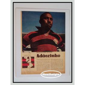 Idolos Do Futebol Brasileiro - Adãozinho - F(110)