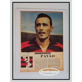 Idolos Do Futebol Brasileiro - Pavão - F(109)
