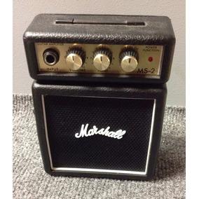 Marshall Ms2 1vatio Amplificador De Práctica