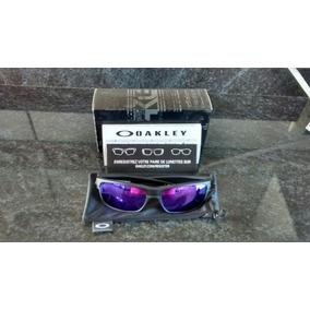 3a5f05ff353fc Oculos Oakley Twoface Oo9189-08black W  Violet Iridium + Nf · R  469