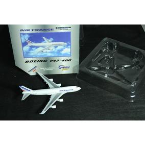 Boeing 747-400 - 1/400 Gemini Jets - Air France