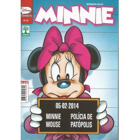 Minnie 34 - Abril - Bonellihq Cx05 A19