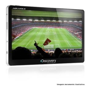 Gps Automotivo 5 Polegadas Com Tv Digital E Alerta De Radar