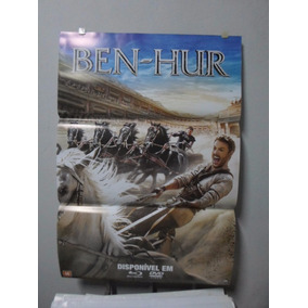 Poster Ben Hur - Frete: 8,00