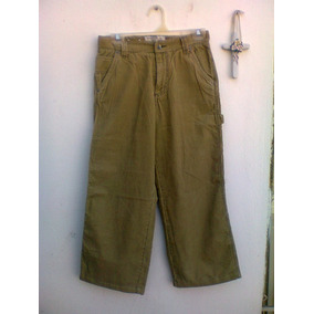 Pantalon Cherokee 02 Niña T-12 Pana,invierno,fashion,school,