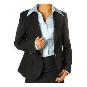 d574cefb60 Terninho Feminino (blazer 8 + Calça 8) - Kit 16 Frete Grátis
