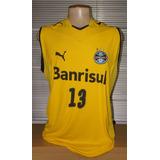 Camisa Grêmio Puma Treino - Futebol no Mercado Livre Brasil 548f9d315be06