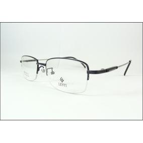 Armacao Oculos Grau Feminino Meio Aro - Óculos no Mercado Livre Brasil 790a92a501