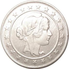 2 Moeda De Prata Ano 1930 E A Outra 1924