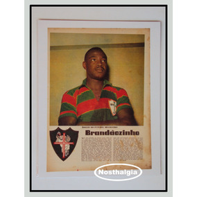 Idolos Do Futebol Brasileiro - Brandãozinho - F(133)
