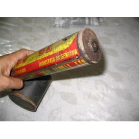 Antiguo Pulverizador Fumigador Insecticida Fly Flit Su-ci Si