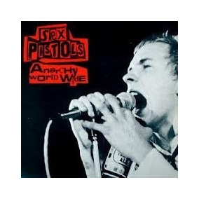Sex Pistols Anarchy Worldwide Lp Cerrado Unico!!!