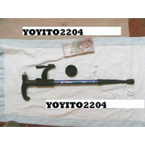 Baston Retractil Antishok+linterna Para Trekking Yoyito2204