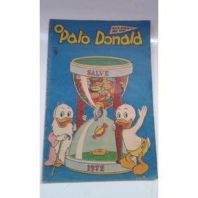 Revista Pato Donald N° 1052 Ano 72 Editora Abril Bom Estado