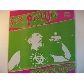 Sex Pistols No Fucking Way Lp Punk Unico!